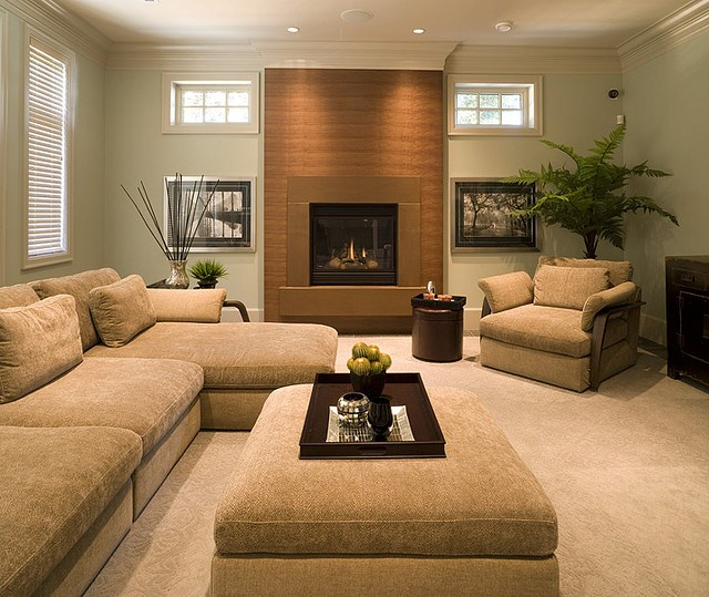 Living-room-design-with-fireplace